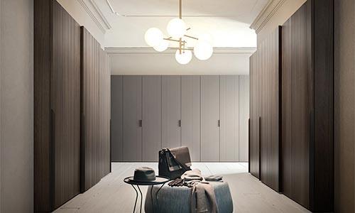 Arredamento design moderno, zona giorno e notte | Alf DaFré