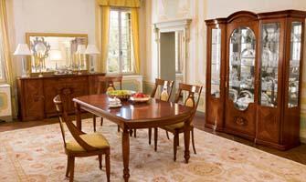 Arredamenti alf italia per la camera per il salotto - Sale da pranzo usate ...