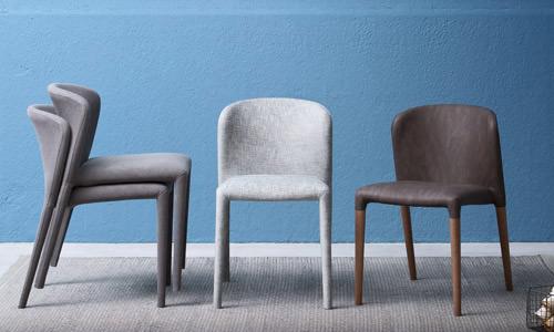 Karol / Karol Wood - Sedie moderni di design