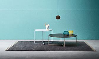 Moca - Tavoli e tavolini moderni di design