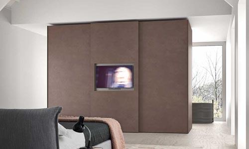 Television - Armadi Poker moderni di design