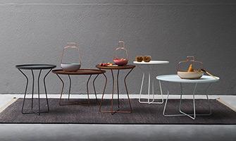 Tuft - Tavoli e tavolini moderni di design
