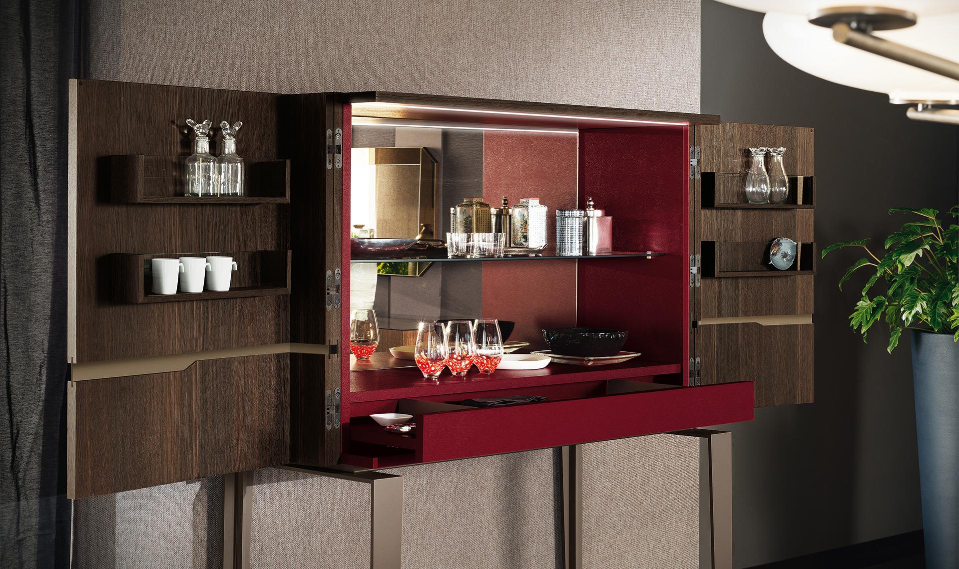 Arredamenti alf italia per la camera per il salotto for Martini arredamenti ribolla