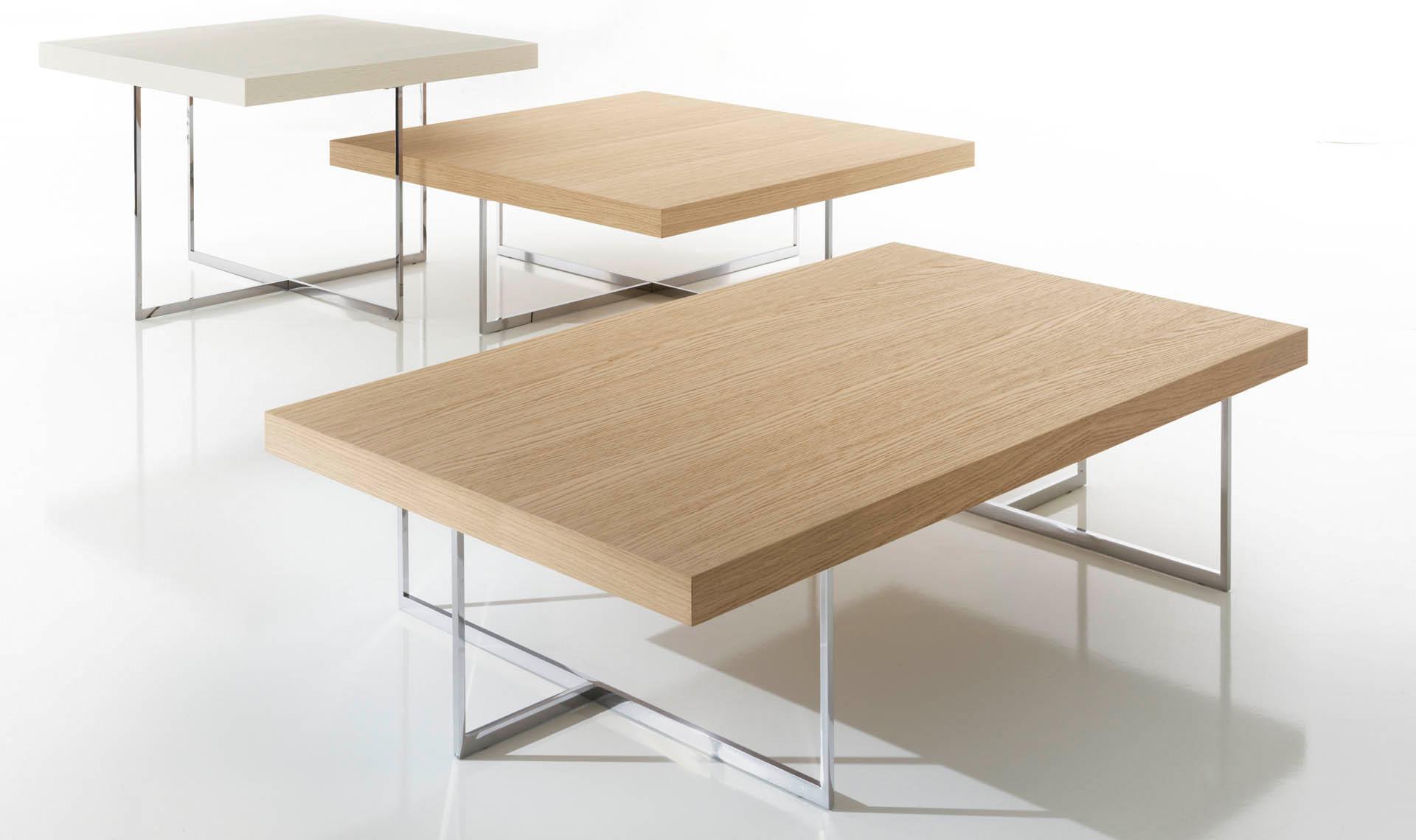 Tavoli e tavolini: minimal 2.0 design moderno alf dafré
