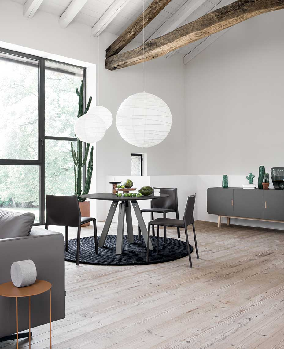 Ceppo Di Legno Tavolino tavoli e tavolini: le 20 - design moderno alf dafré