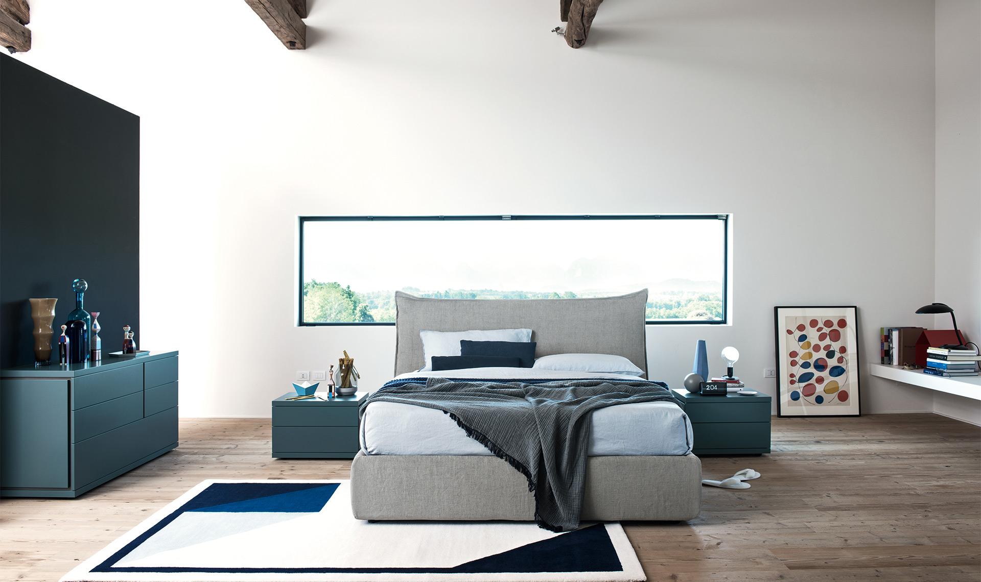 Alf Group Camere Da Letto.Letti Francis Design Moderno Alf Dafre