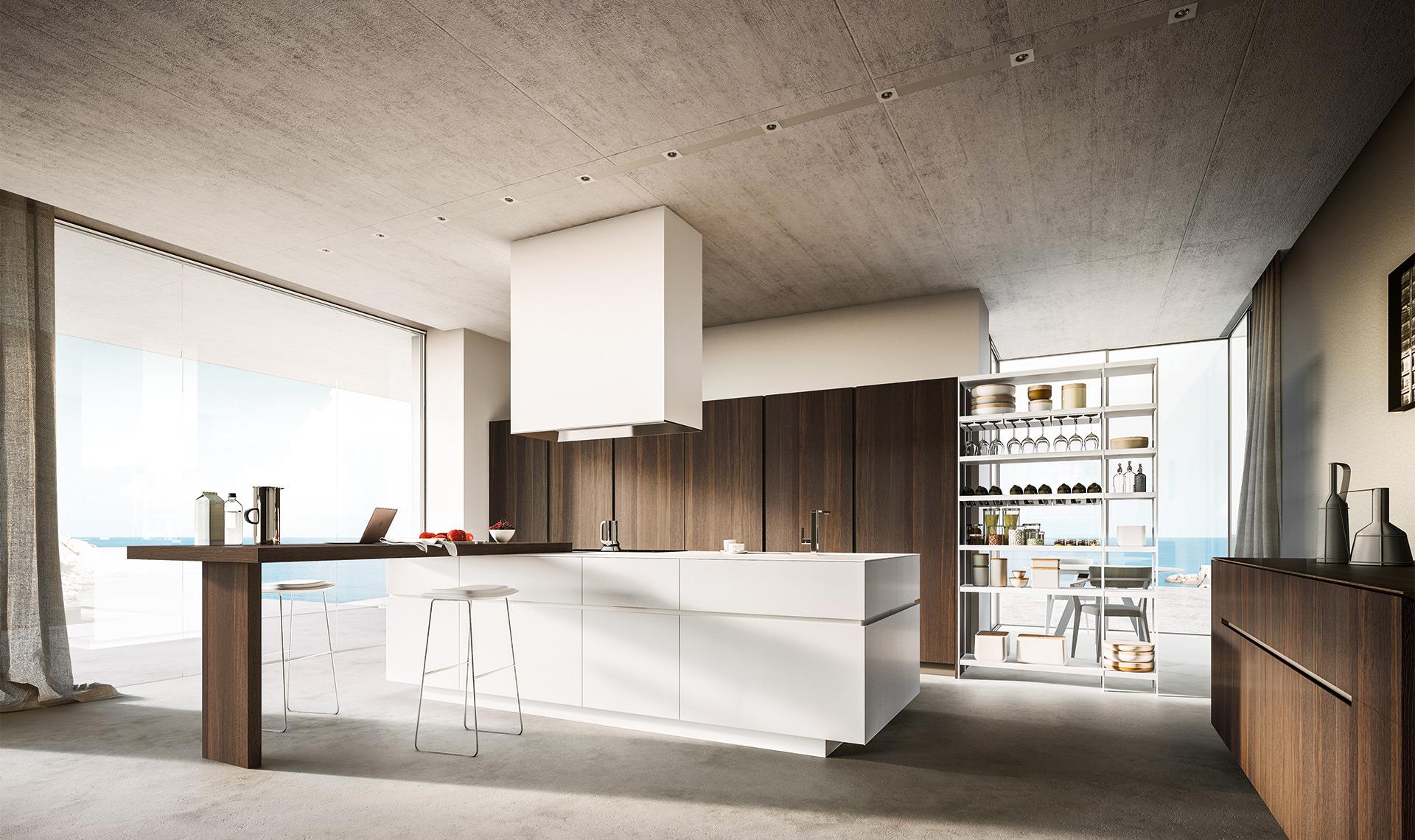 Valdesign realizza cucine moderne. Cucine moderne di alta qualità per la tua casa.