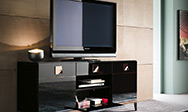 Mont Noir - Entertainment center moderni di design - gallery