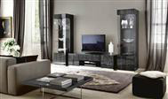 Montecarlo - Entertainment center moderni di design - gallery