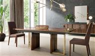 Mid Century - Sale da pranzo contemporary moderni di design - gallery