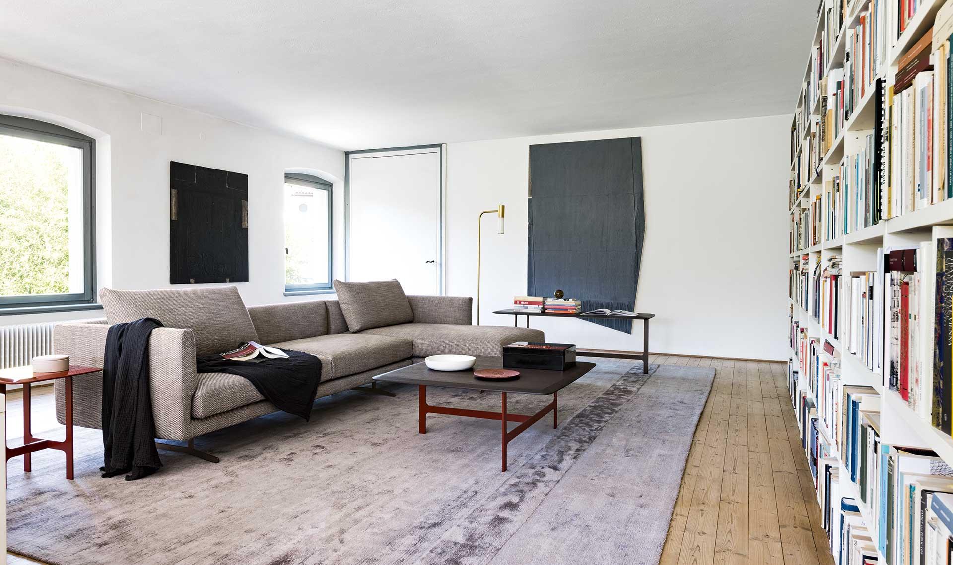 Divani: Copenaghen - design moderno Alf DaFré