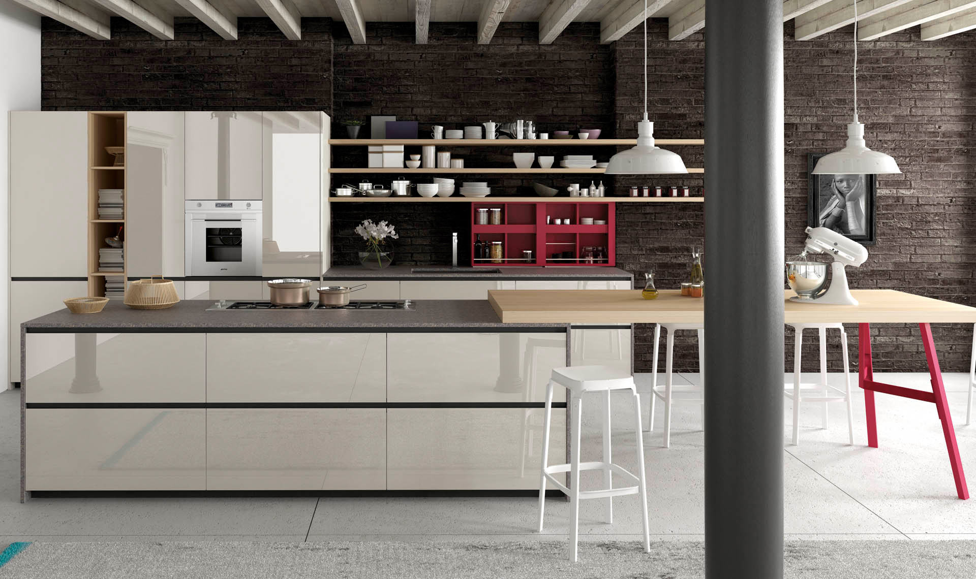 Valdesign realizza cucine moderne cucine moderne di alta qualità